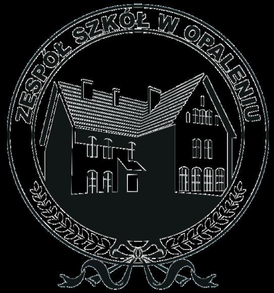 Zespół Szkół w Opaleniu, ZS Opalenie, logo, logo ZS Opalenie - logo png duże