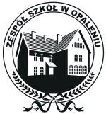 Zespół Szkół w Opaleniu, ZS Opalenie, logo, logo ZS Opalenie - logo małe