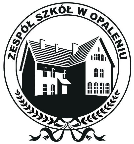 Zespół Szkół w Opaleniu, ZS Opalenie, logo, logo ZS Opalenie - logo duże