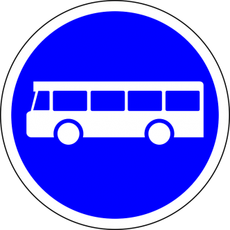 ikona autobus