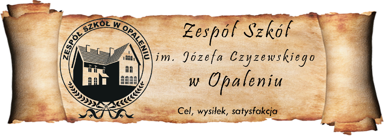 Zespół Szkół im. Józefa Czyżewskiego w Opaleniu
